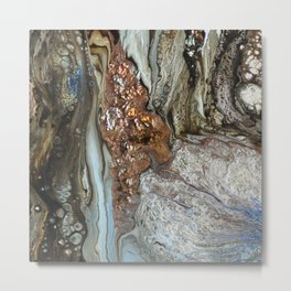 Watercourse2 Metal Print