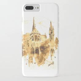 Gothic Notre Dame iPhone Case