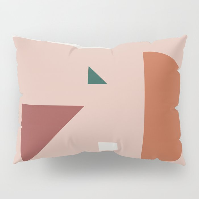 Abstract Geometric 31 Pillow Sham
