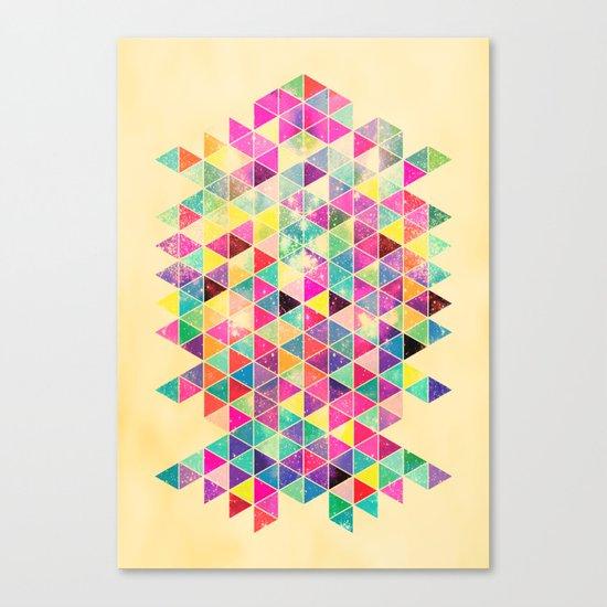 Kick of Freshness Canvas Print