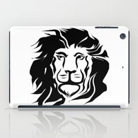 the lion king iPad Cases featuring Lion King by Alexandr-Az