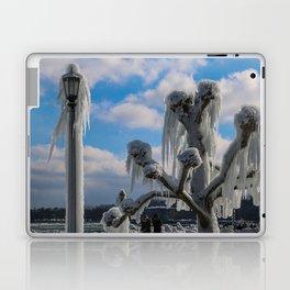 cold day Laptop & iPad Skin