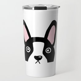 Frenchie the Bulldog Travel Mug