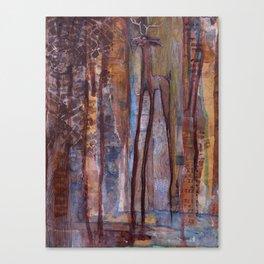 Deeraffe Canvas Print