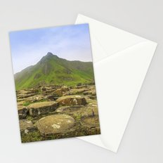 Giants causeway Stationery Cards