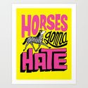 Horses Gonna Hate by chrispiascik
