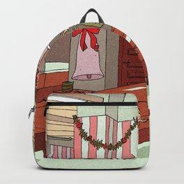 carol and therese Backpack