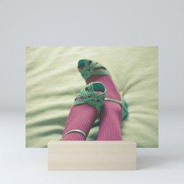 The End of the Night Mini Art Print