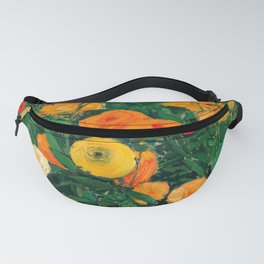 Marigolds by Koloman Moser, 1909 Fanny Pack