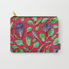 Vegetables pattern (18) Carry-All Pouch