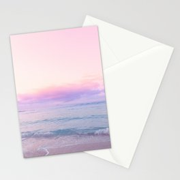 tropical,tropical ver.pink Stationery Cards