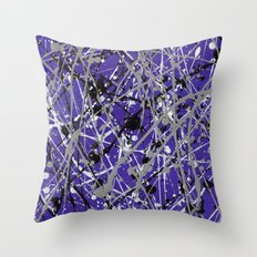 No. 10 Throw Pillow