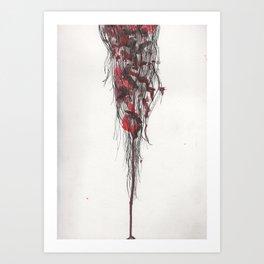 MEALTING Art Print
