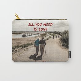 all you need is wifi Carry-All Pouch