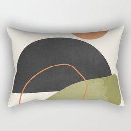 abstract minimal 64 Rectangular Pillow
