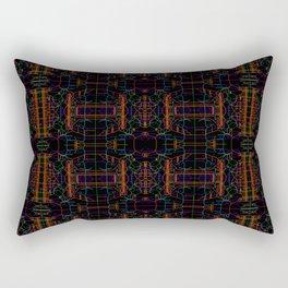 1408 Fantasycity Rectangular Pillow