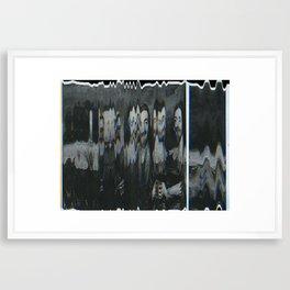 King Charles Framed Art Print