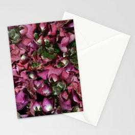 Hydrangea Forest Stationery Cards