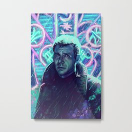 Any Other Machine Metal Print