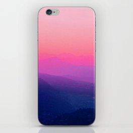 Como Sunset iPhone Skin