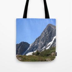 Mount Dana Tote Bag
