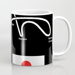 SUZUKA Coffee Mug
