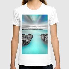 Quantum Divide T-shirt