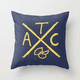 The Arcadia Club Throw Pillow