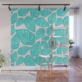 Tropical Pattern no.5 Wall Mural