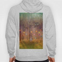 Wonderland Forest Hoody