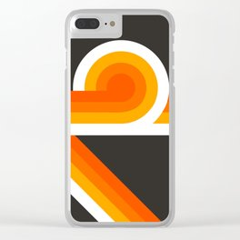 Flame Looper Clear iPhone Case