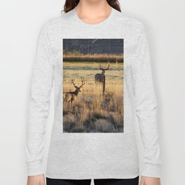 Crowheart muleys Long Sleeve T-shirt