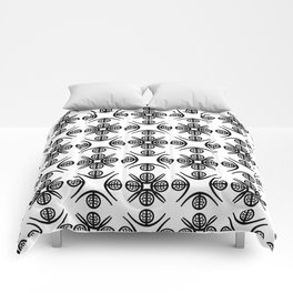 Pre-Columbian IV Comforters