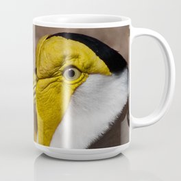 Masked Lapwing Coffee Mug