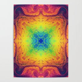 Psychedelic Two Poster
