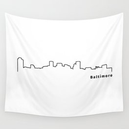 Baltimore Wall Tapestry