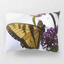 Butterfly and Sunlight Pillow Sham