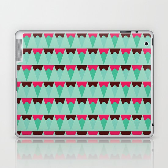 Chocolate Trees Laptop & iPad Skin