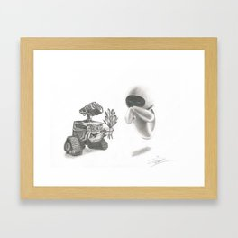 WALL-E Framed Art Print