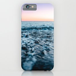 Blue ocean  iPhone Case