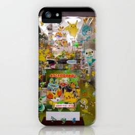 NODAHANSHIN, OSAKA iPhone Case