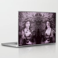 once upon a  time Laptop & iPad Skins featuring Once Upon a Time by SuzanneCarter