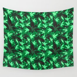 marijuana Wall Tapestry