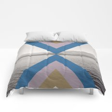 Boho Arrows of Lake Wanaka Comforters
