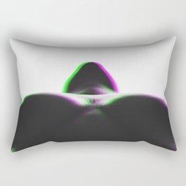 Madame Botero pt2 Rectangular Pillow