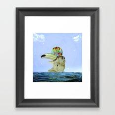 Bhino Framed Art Print