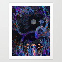 5th Dimension Art Print