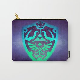 Zelda Shield Carry-All Pouch