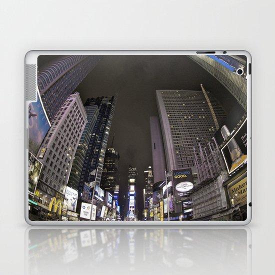 NYC - Time Square Laptop & iPad Skin