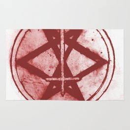 Living Heavy Sigil Rug